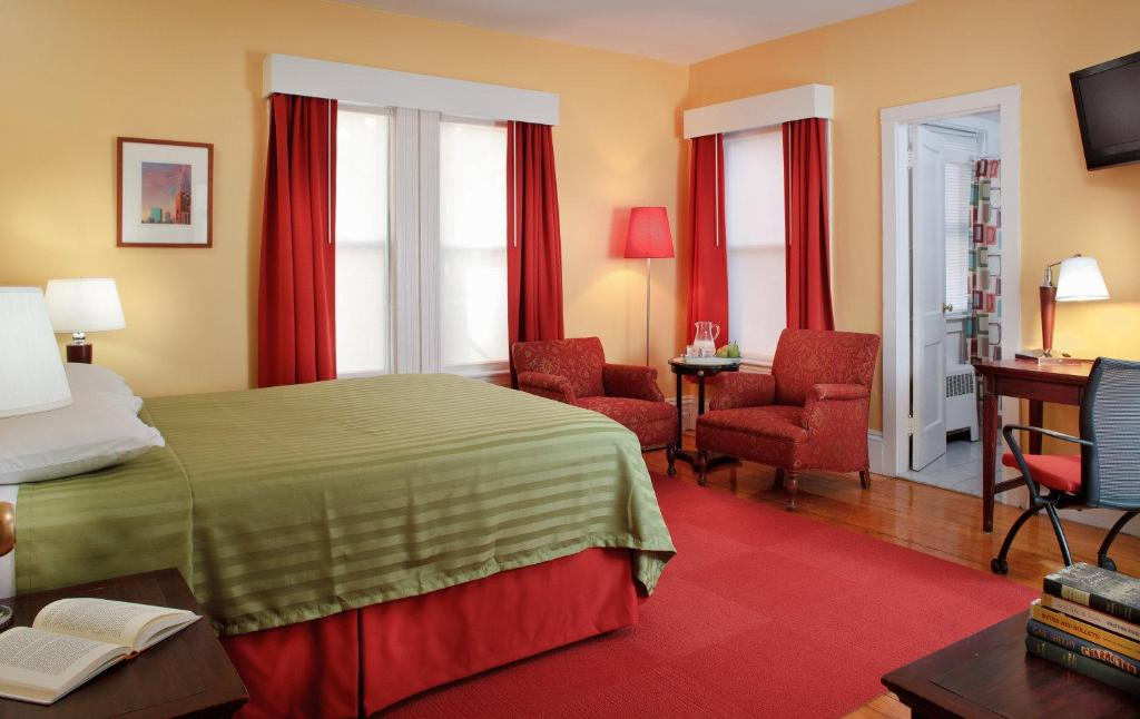 Chambres d 39 h tes irving house at harvard chambres d 39 h tes for Chambre d hotes
