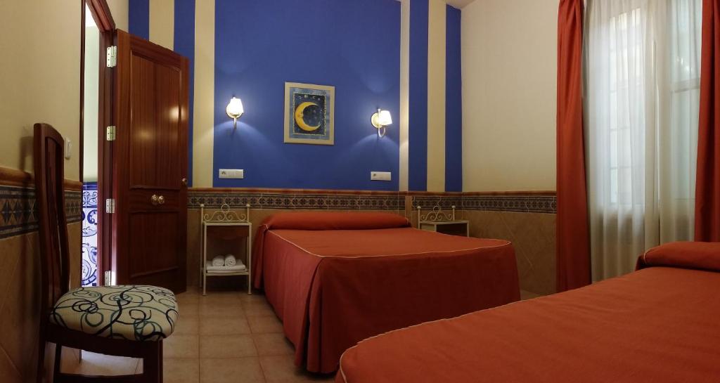 Chambres d 39 h tes pension do a trinidad chambres d 39 h tes s ville - Chambres d hotes seville ...