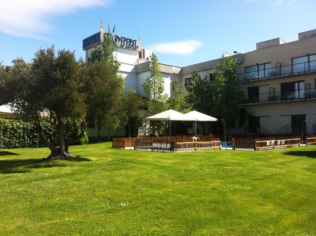 Ciudad de haro r servation gratuite sur viamichelin for Reserver des hotels