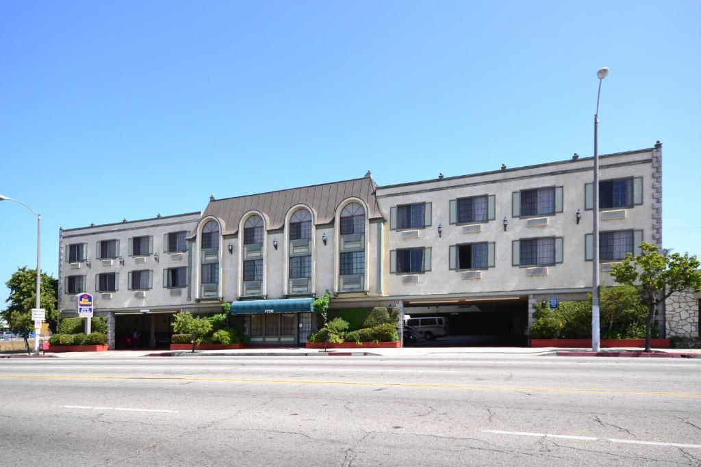 Best Western Hotel On Sunset Boulevar