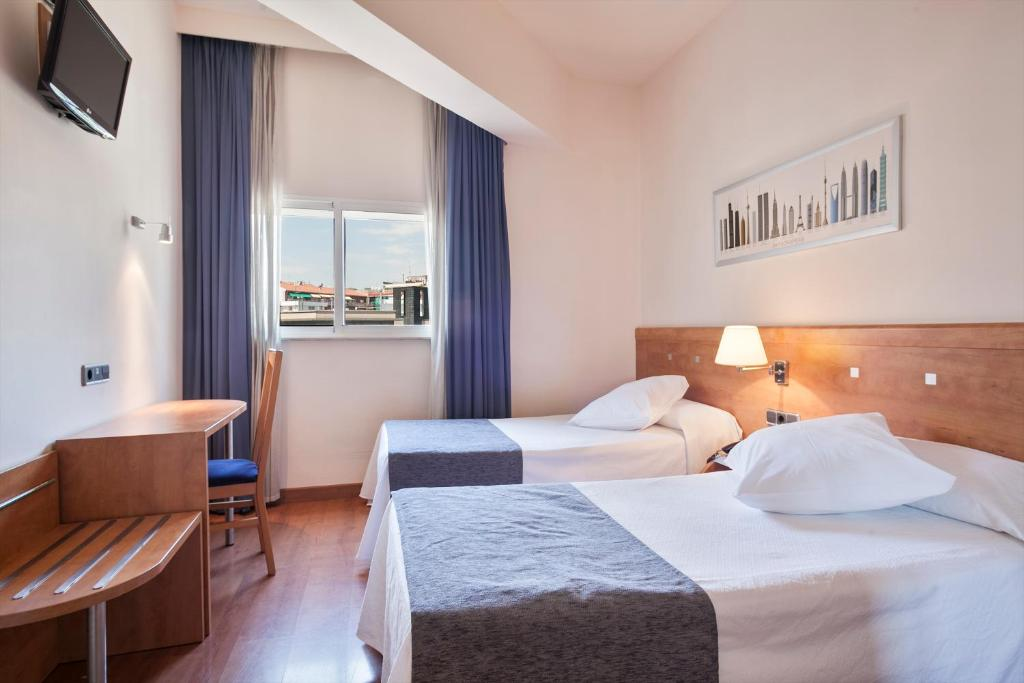 Hotel Acta Antibes Barcelone