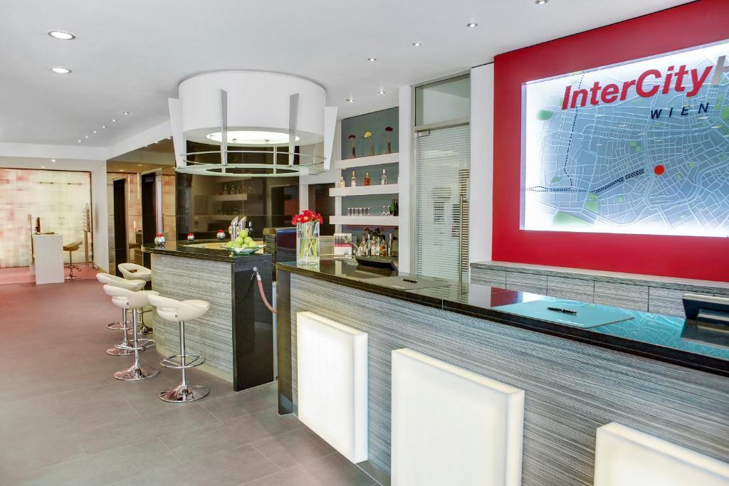 Intercityhotel wien vienna online booking viamichelin for Design hotel 1070 wien