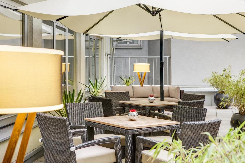 Intercityhotel wien vienna prenotazione on line for Design hotel 1070 wien