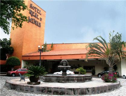 Hotel real de minas queretaro quer taro mexico for Hotel luxury queretaro
