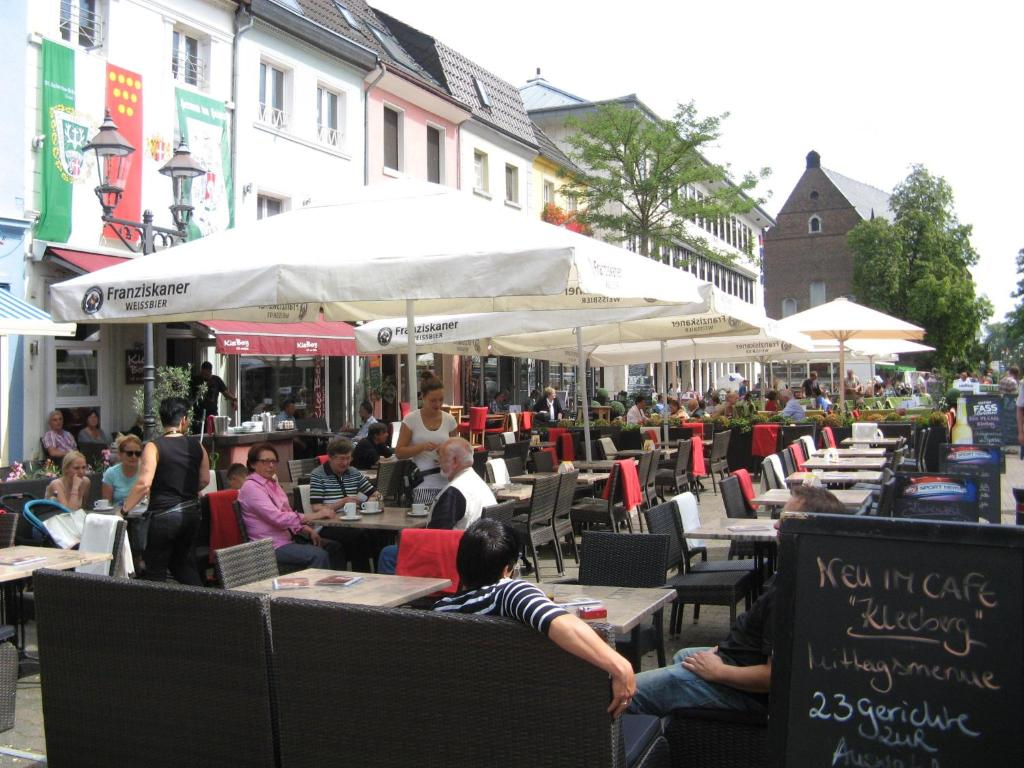 Binnewies City Hotel Neuss