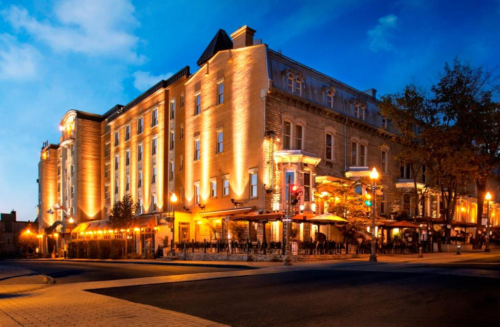 Hotel chateau laurier qu bec qu bec book your hotel for Viamichelin quebec