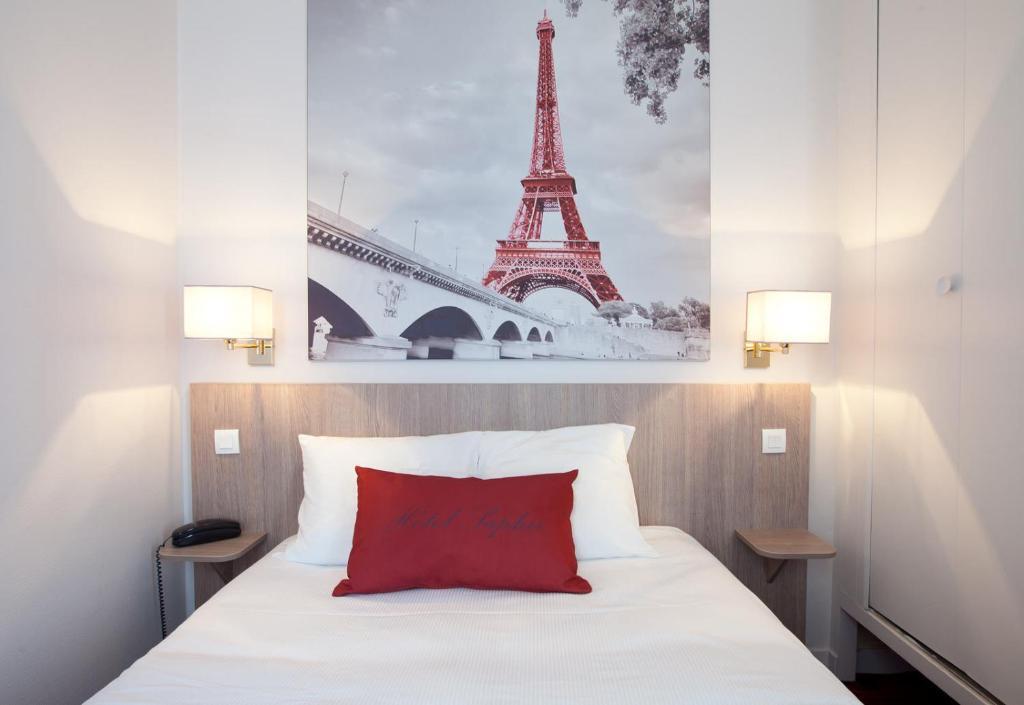 Saphir grenelle paris viamichelin informationen und for Hotels 75015