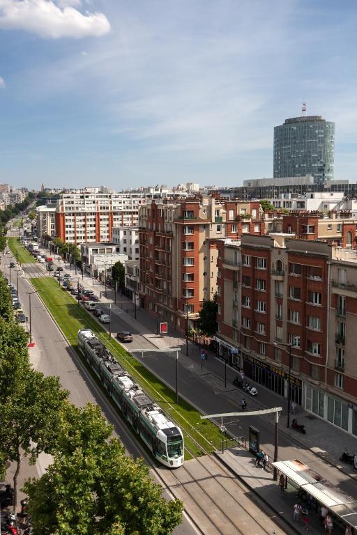Hotel median paris porte de versailles for Porte de versailles paris