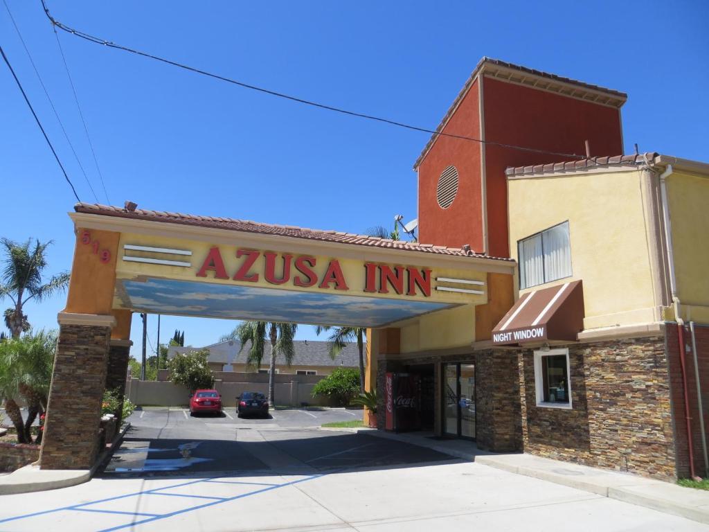 Restaurants On Route  In Glendora Ca