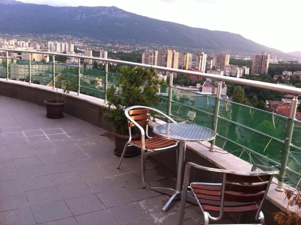 Panorama madison r servation gratuite sur viamichelin for Jardin restaurant madison