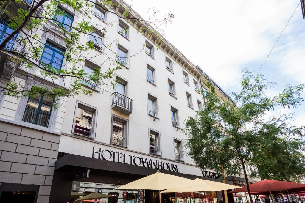 Townhouse Boutique Hotel Zurich