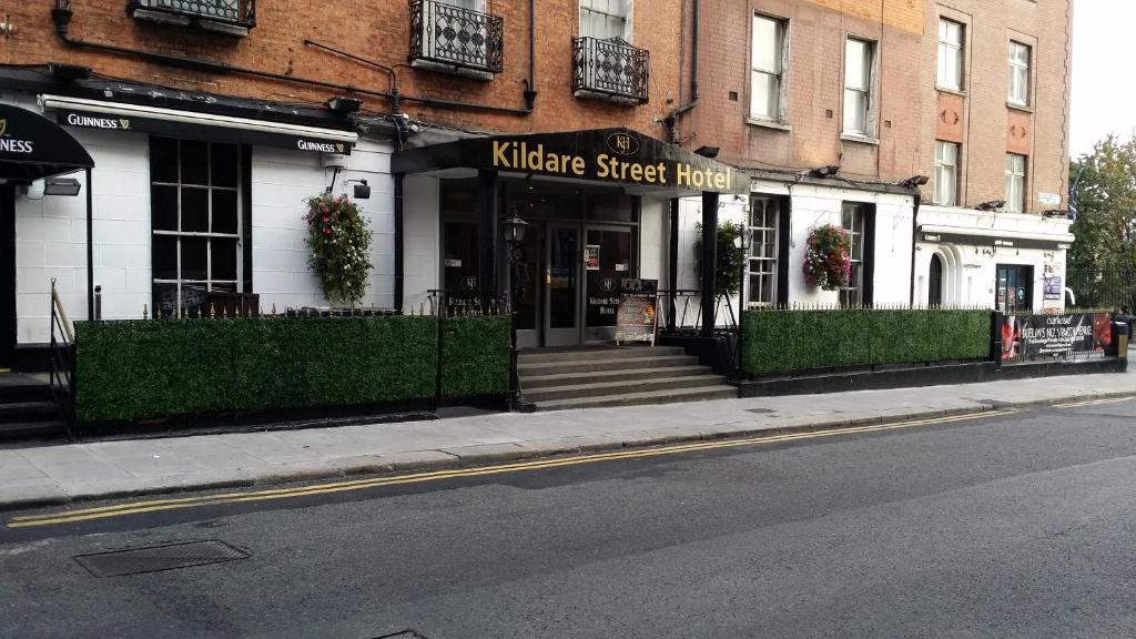 Restaurants Merrion Street Dublin