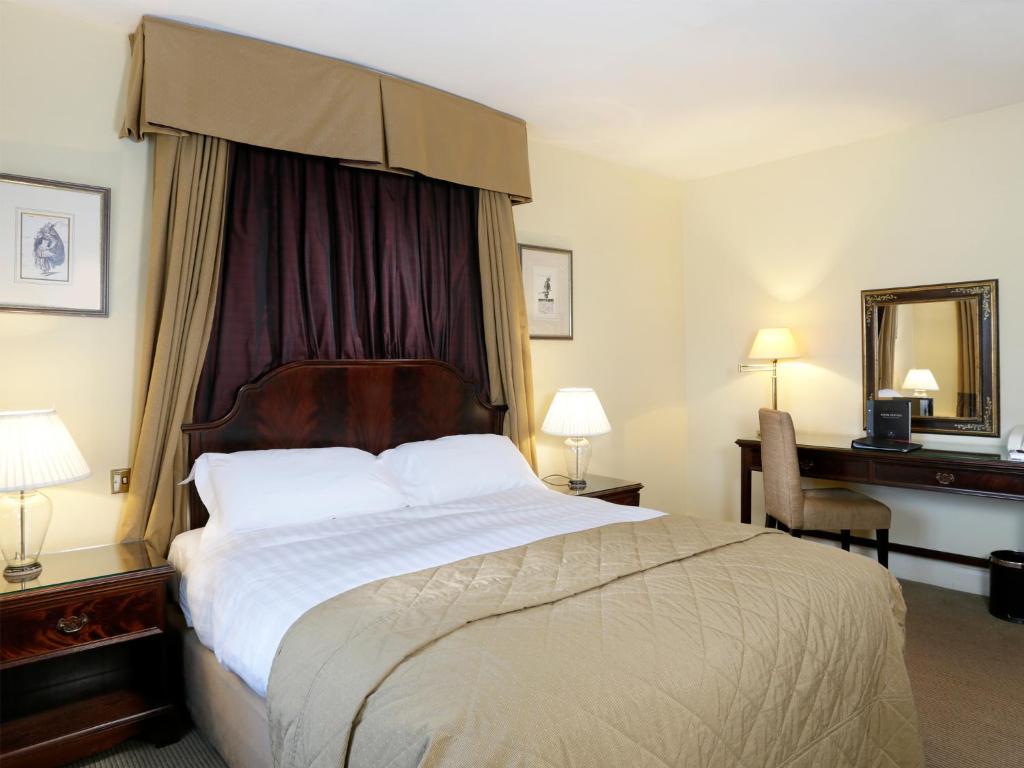 Stratford Manor Hotel Menu