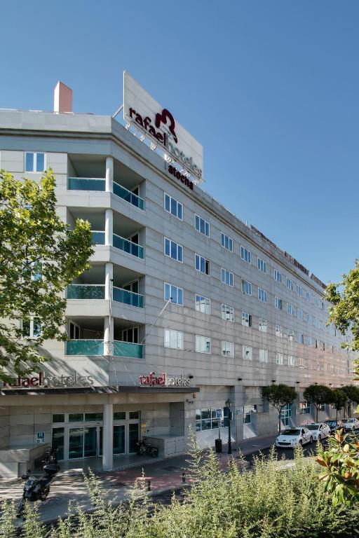 Rafaelhoteles Atocha Madrid Book Your Hotel With