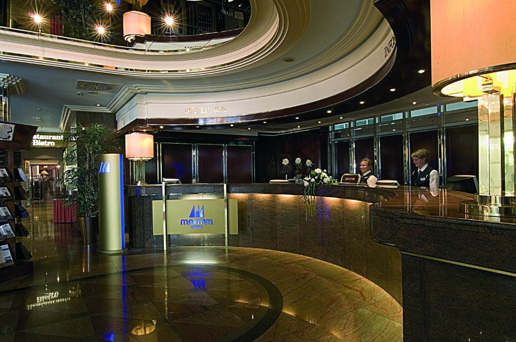 Maritim Hotel München - Munich - online booking - ViaMichelin