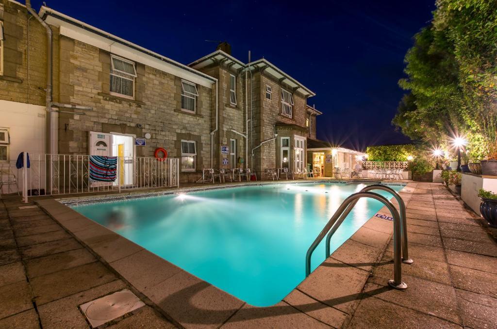 Queensmead Hotel Shanklin Online Booking Viamichelin