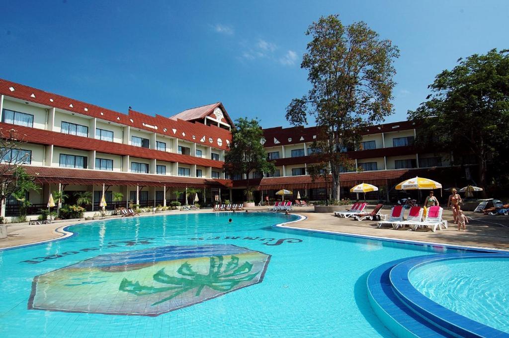 pattaya garden bang lamung informationen und buchungen With katzennetz balkon mit pattaya garden hotel bewertungen