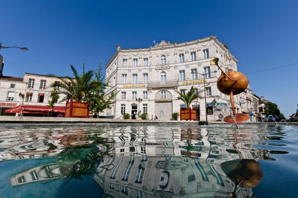 H tel fran ois premier cognac centre cognac book your for Cognac hotel