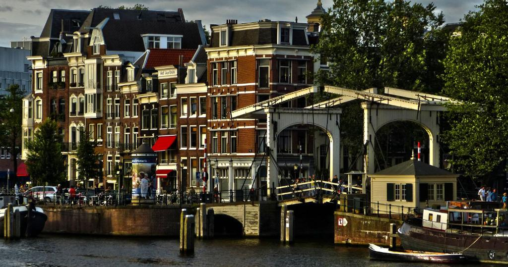 Apartments In Amsterdam City Centre