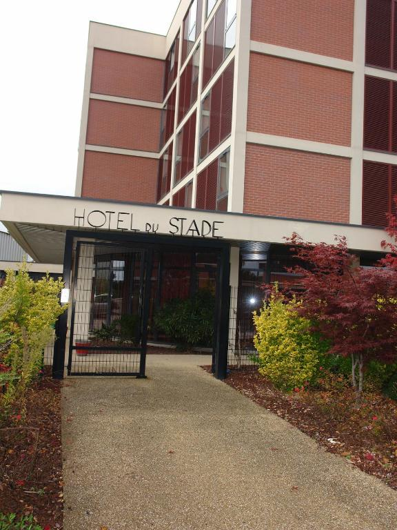Brit Hotel Du Stade Rennes Ouest Rennes France