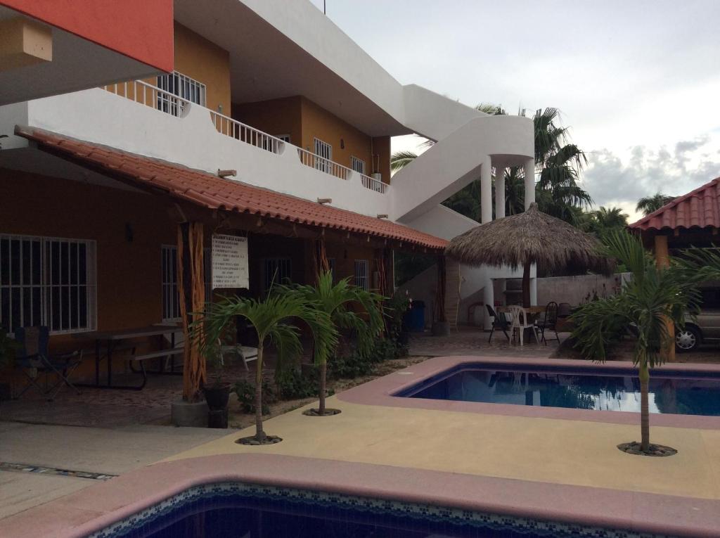 Bungalows Casa Grande San Patricio Melaque Mexico