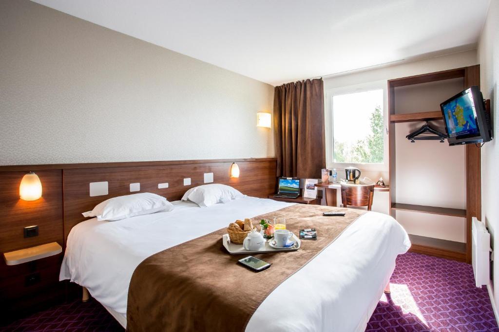 Brit hotel rennes le castel r servation gratuite sur for Reserver chambre hotel