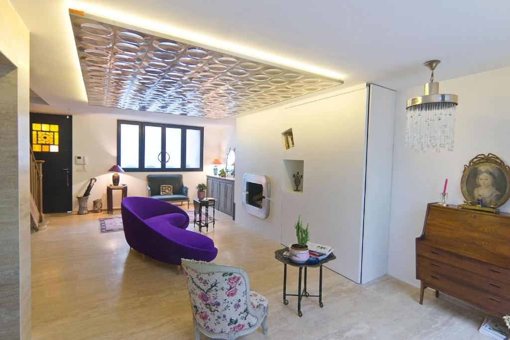 G stezimmer studios paris bed breakfast le jardin de for Le jardin custine 75018
