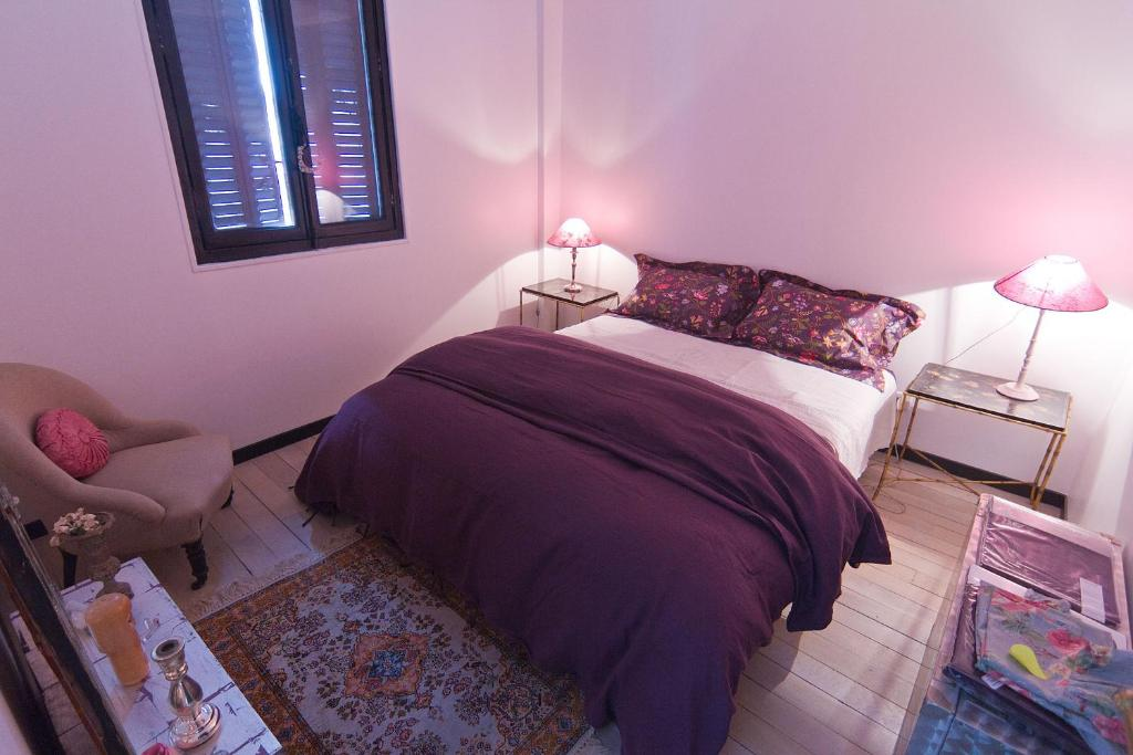 Chambres d 39 h tes studios paris bed breakfast le jardin for Chambre d hotes a paris