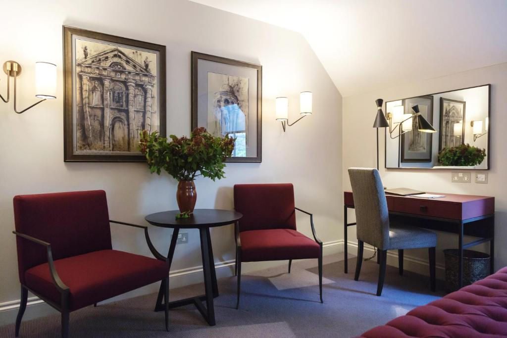 Old parsonage hotel oxford book your hotel with for Luxury hotel oxford