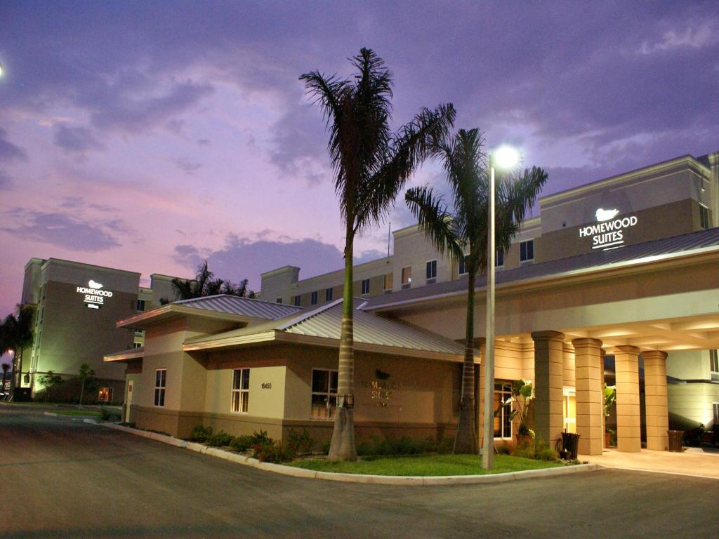 Hotel Homewood Suites Fort Myers Airport - FGCU (EE.UU ...
