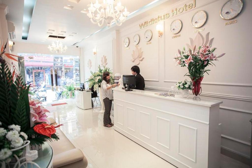 Wild Lotus Hotel - Hoan Kiem