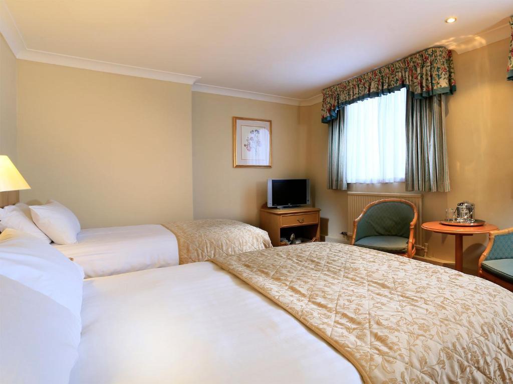 Lymm Hotel Menu