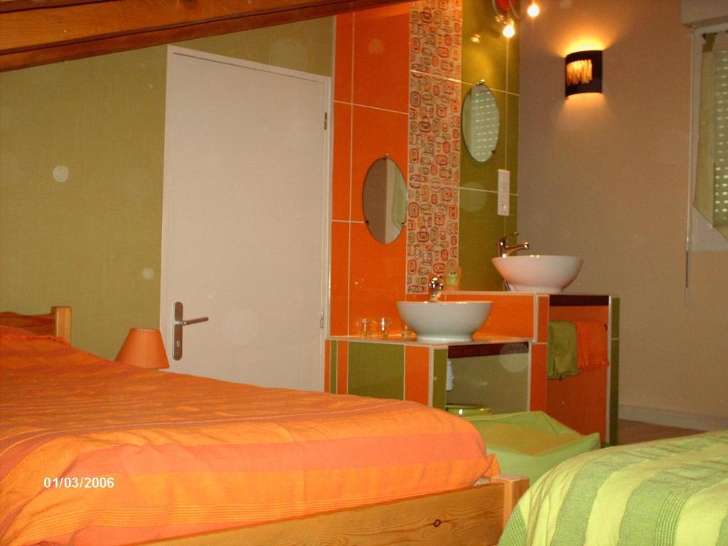 Chambres d\'hôtes Les Tilleuls B&B, Chambres d\'hôtes Orange