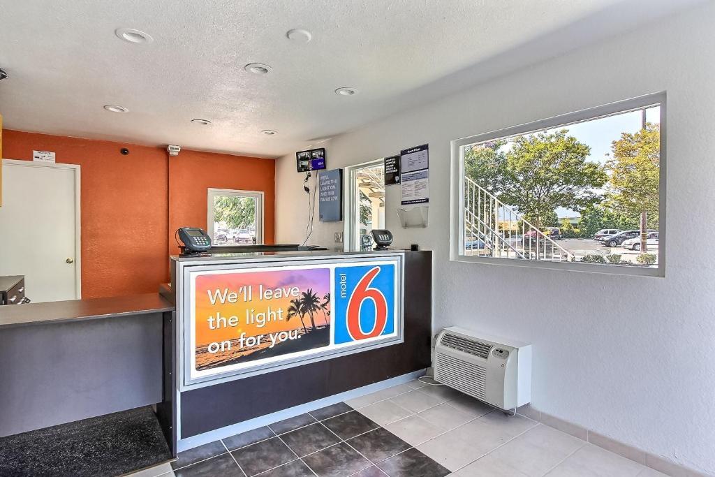 Motel  Campbell San Jose