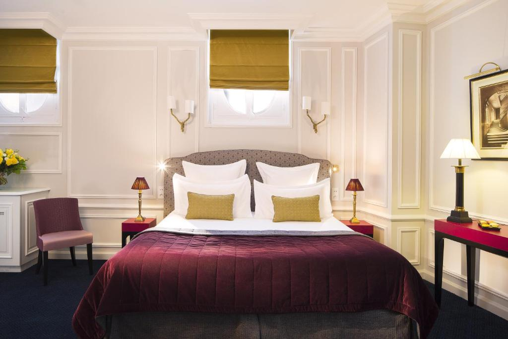 H tel bourgogne montana by mh r servation gratuite sur for Hotel design bourgogne