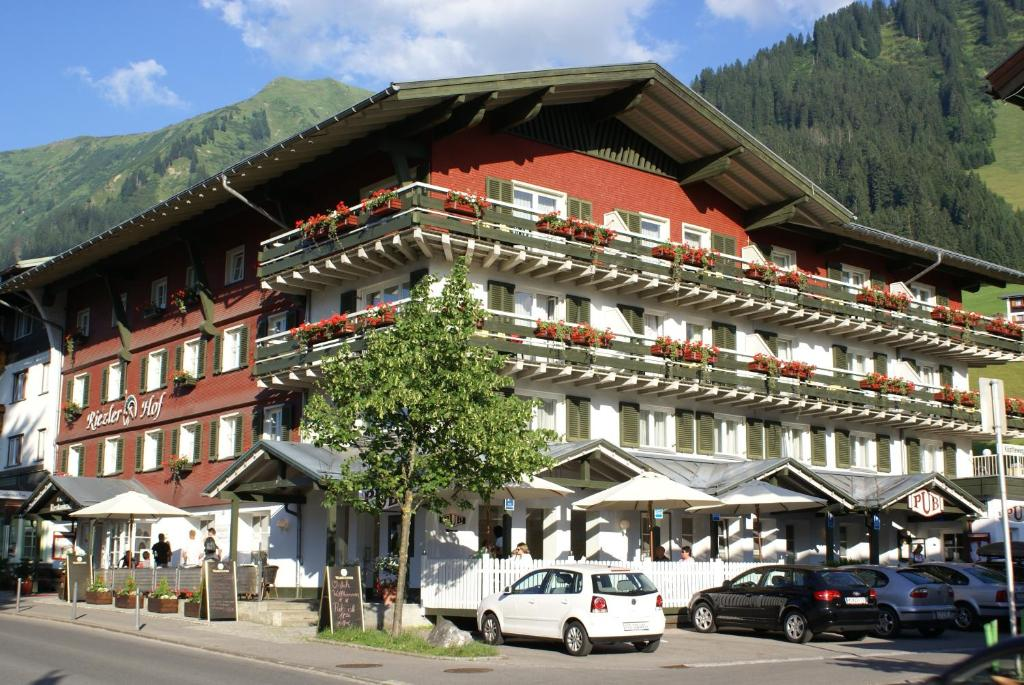 Hotel Riezlern Hof Kleinwalsertal