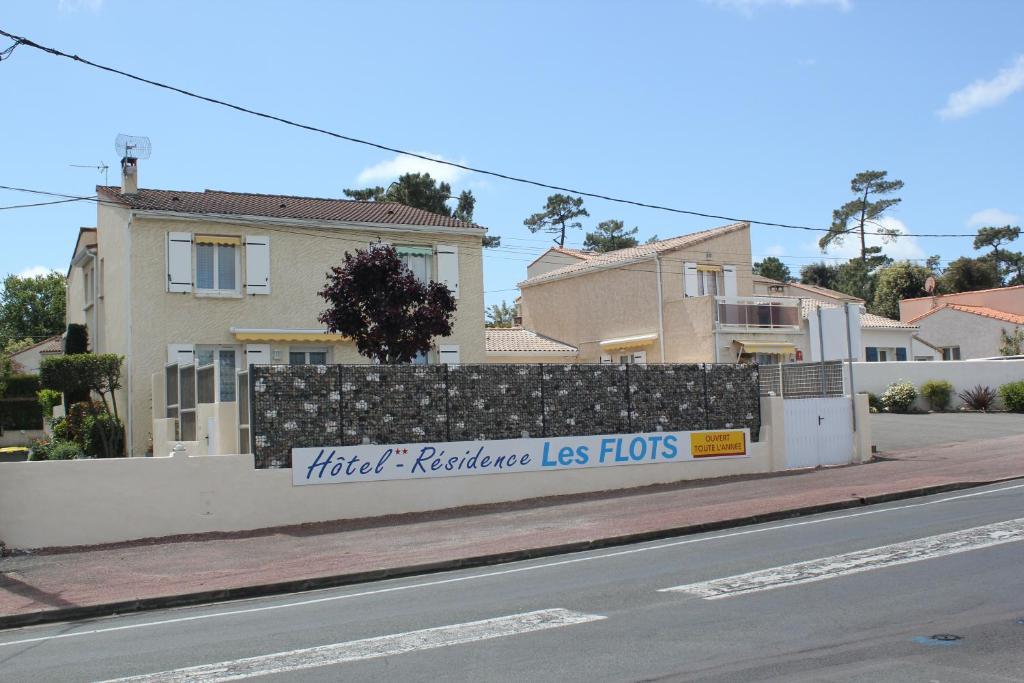 Hotel Residence Les Flots Saint Palais Sur Mer