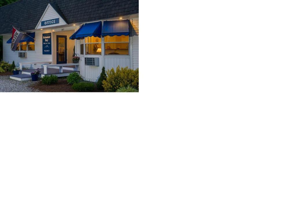 Schooner Bay Motor Inn Rockport Book Your Hotel With