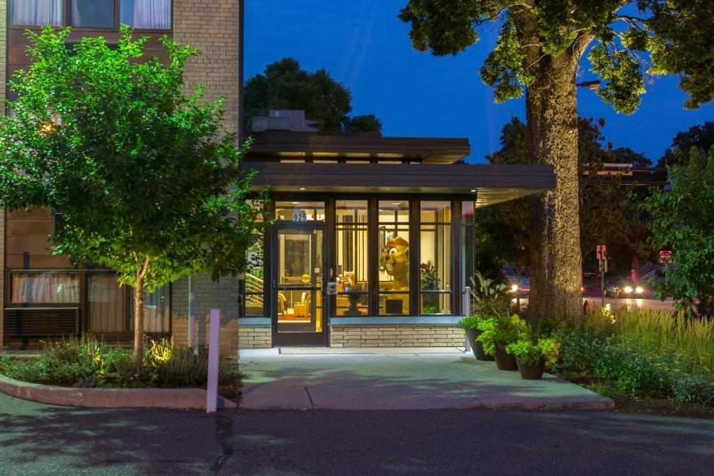 University inn r servation gratuite sur viamichelin for Reserve un hotel