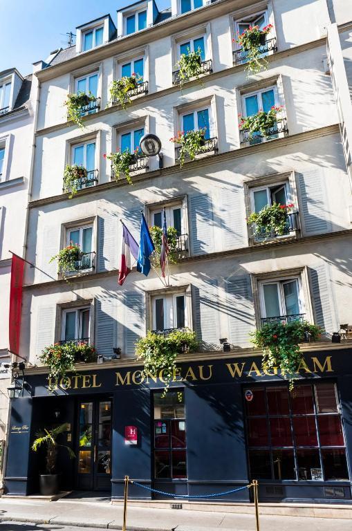Hotel Rue Rennequin Paris