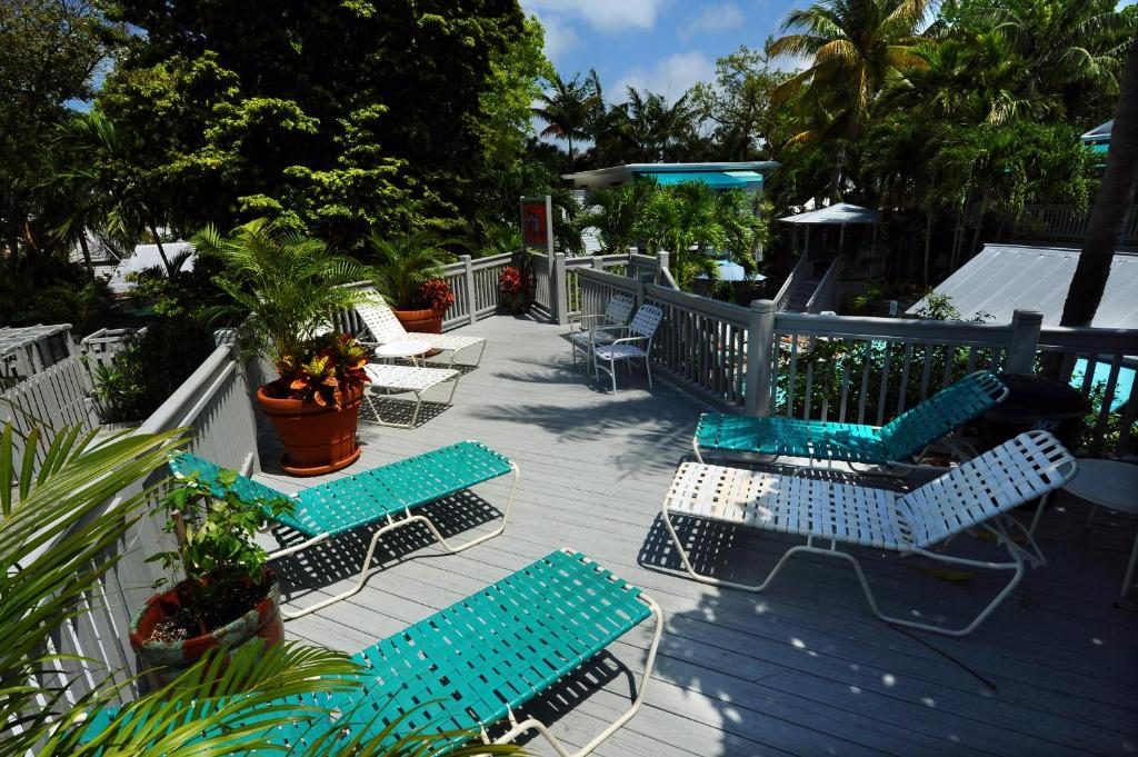 Eden house key west prenotazione on line viamichelin for Stile key west
