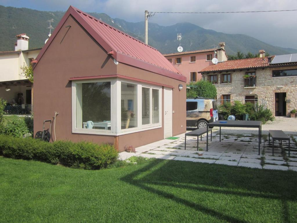 Bed and breakfast ingrappa borso del grappa book your for Borso del grappa piscine
