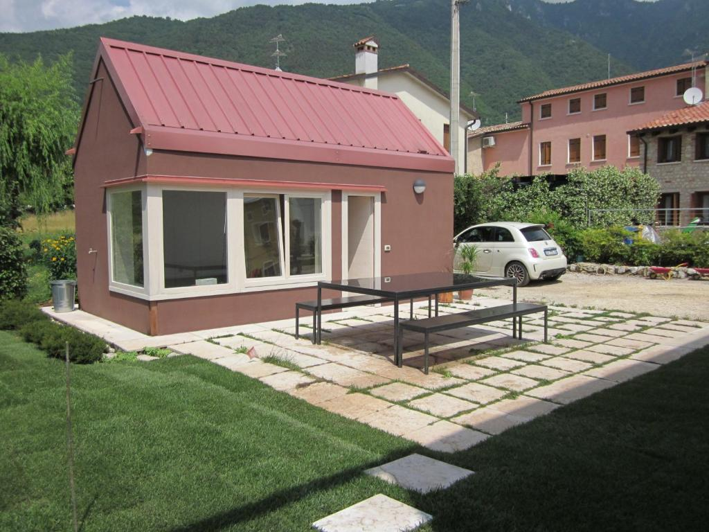 Bed and breakfast ingrappa san zenone degli ezzelini for Borso del grappa piscine