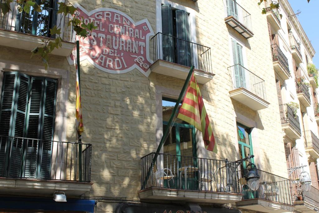 El jardi barcelona viamichelin informationen und for Hotel jardi barcelona