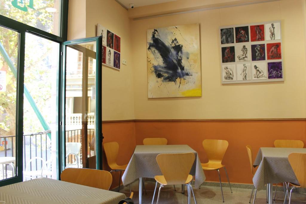 El jardi barcellona prenotazione on line viamichelin - Hotel el jardi barcelona ...