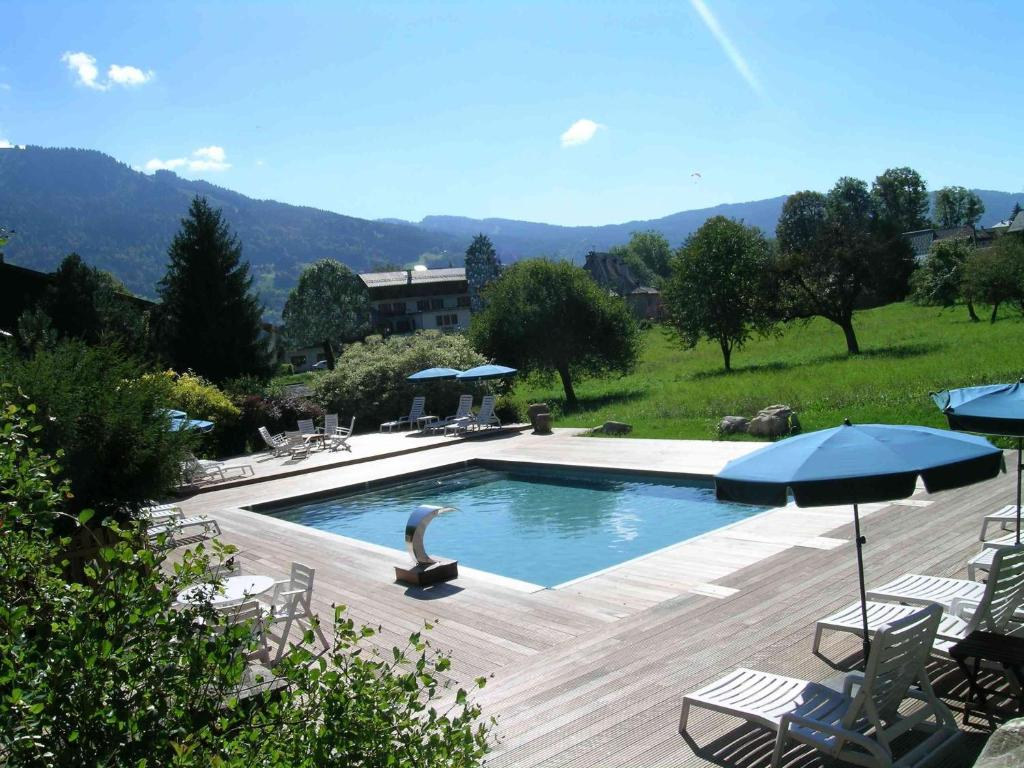 Residence h teli re la renardiere r servation gratuite for Residence hoteliere madrid
