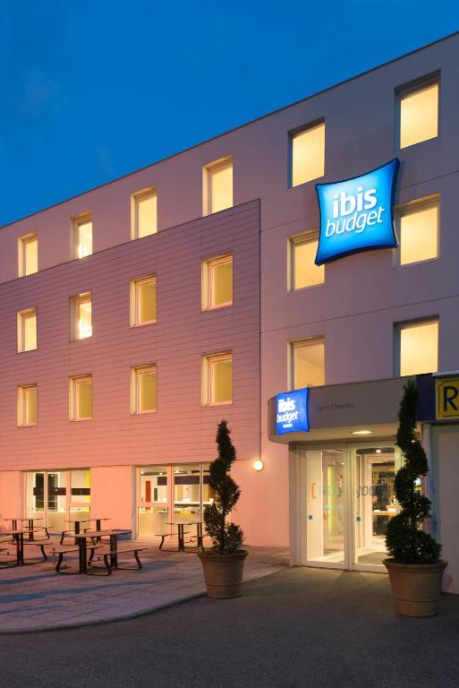 Hotel Ibis Aeroport Lyon
