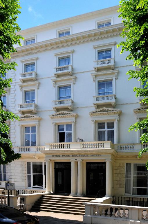 Hyde park boutique hotel london book your hotel with for Boutique hotels london