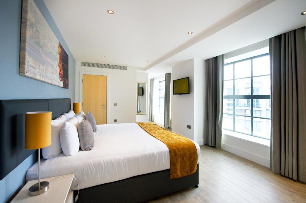 Staycity aparthotels deptford bridge station london for Londre appart hotel