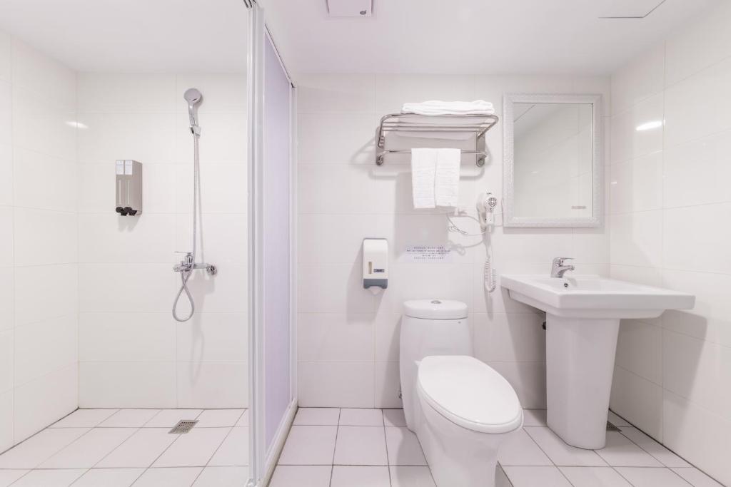 Design ximen hotel taipei book your hotel with viamichelin for Hotel design ximen